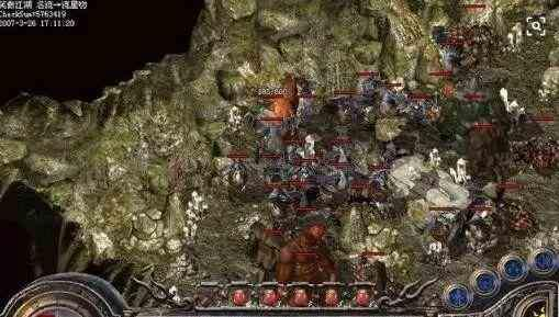 传奇金币里高手玩家支招战士打法师技巧