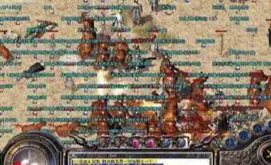 巧用变态传奇手游的游击战术,帮助战士打赢道士!