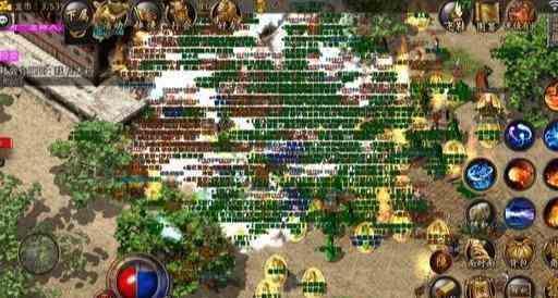 毁灭屠龙让变态传奇手游的战士攻击变得更猛
